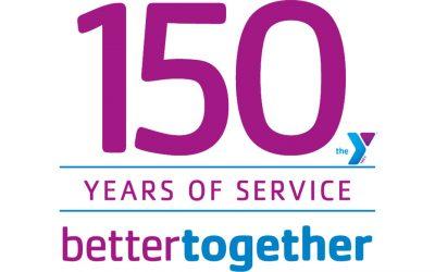 June 15th Y.M.C.A 150th anniversary