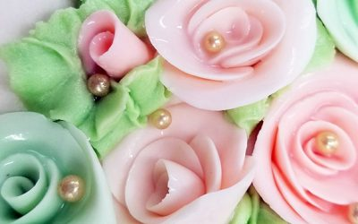Heartfelt Thanks! Delightful wedding menu and wedding cake