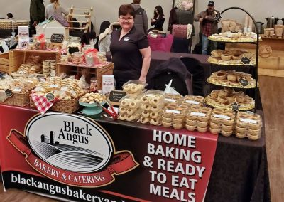 Black Angus Catering - Butter Tarts Event