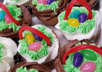 Black Angus Bakery-Cupcakes-Easter