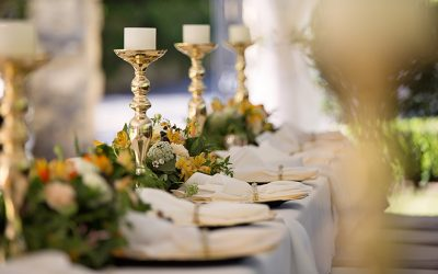 Wedding dinners customize to your preference