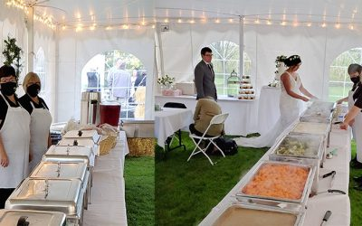 Wedding Catering during COVID