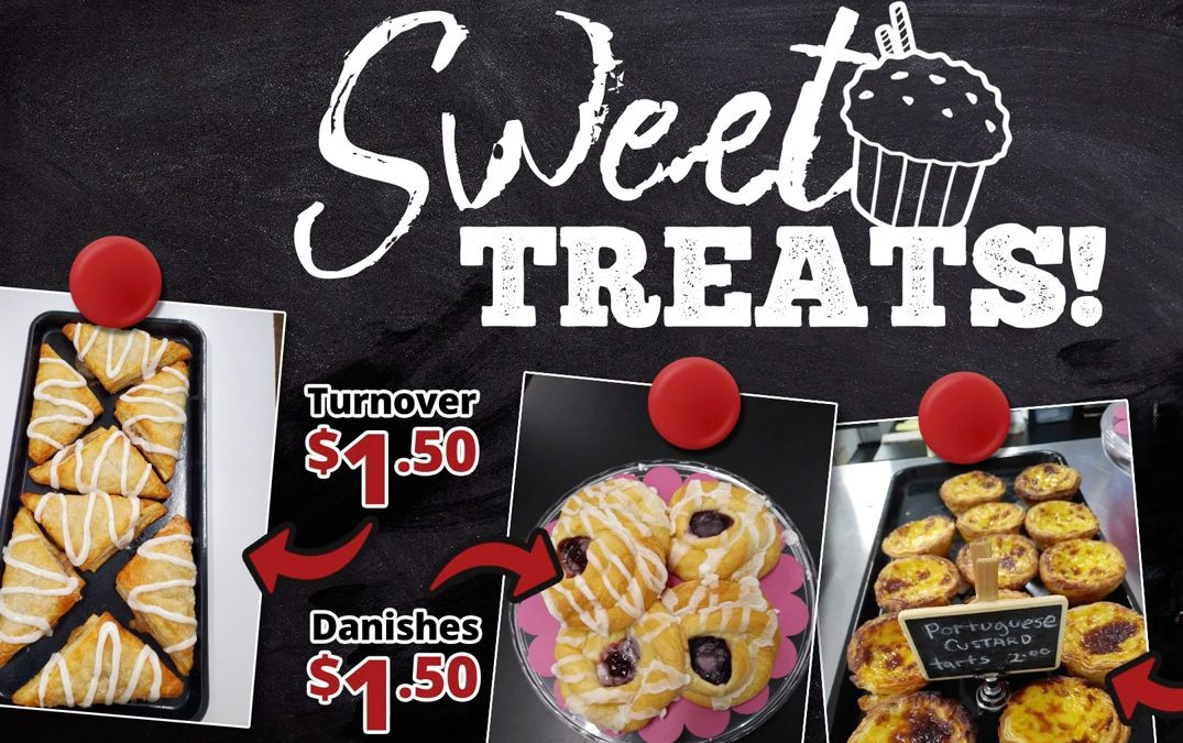 Sweets and treats for every occasion